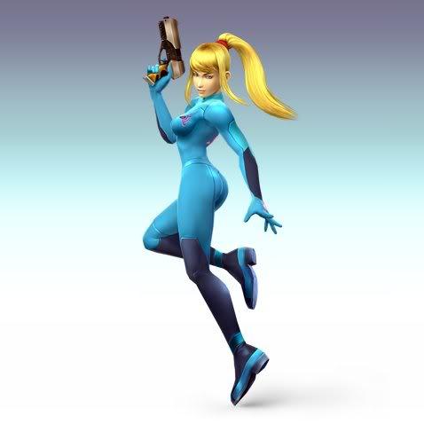 Personajes Nintendo 023 Samus Crossovers